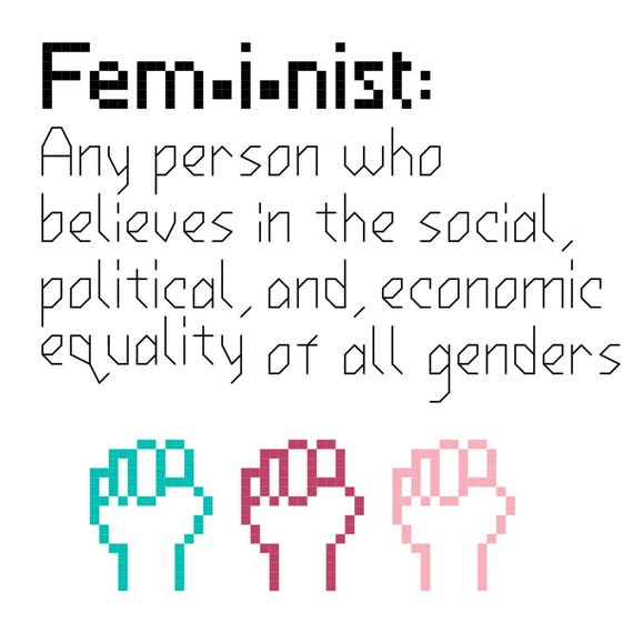the meaning of feminism for colored If feminism is advocating for women's rights and equality between the sexes, intersectional feminism is the understanding of how women's overlapping identities — including race, class, ethnicity.