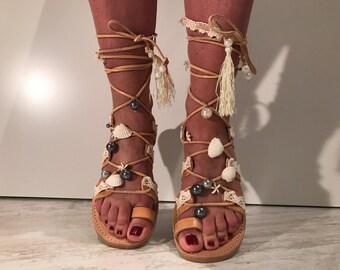 Milos sandals