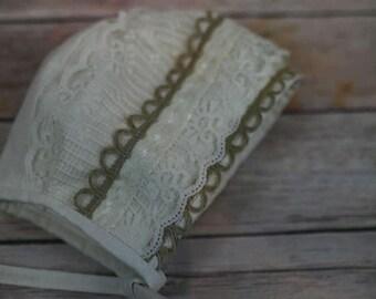 Vintage Bonnet