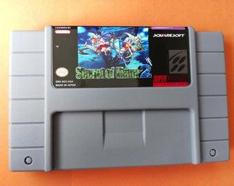 Secret of Mana 2 - SNES Game English