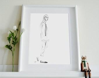 Waven AW16 Digital Fashion Illustration