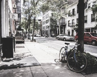 New York City Photography - NYC - New York Wall Art - Travel Photo - Wanderlust - Street Scenes New York - Upper West Side