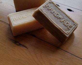 Handmade Goat Milk Soap Guest Size
