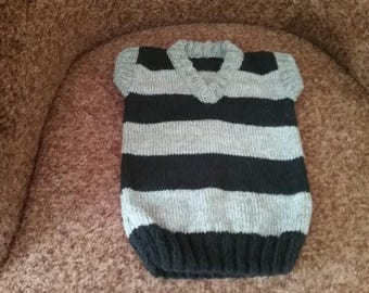 knitted vests, jackets childern, handmade