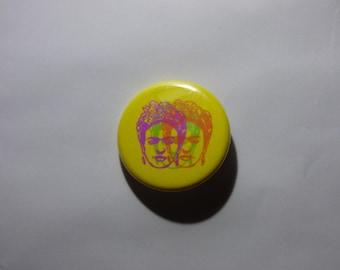 Frida Kahlo Button/Magnet