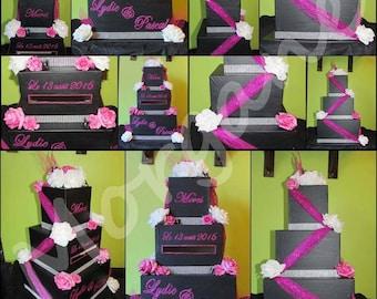 Box / urn cake