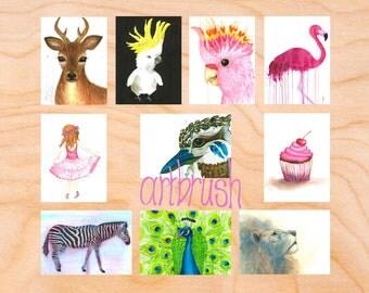 artbrush - Gift Card (10 pack)