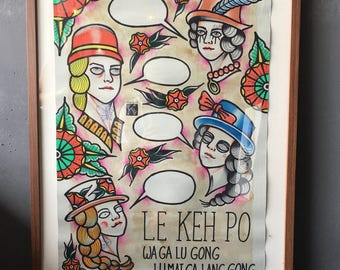 Le Keh Po