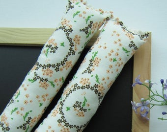 Cat Toy, Cat Kicker Toys - 100% Organic Catnip : Made From Flowers Printed Cotton Fabric, Cute Gifts for Cat, Kitten Toys, Catnip Toys