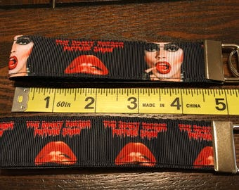 Rocky Horror Picture Show Fob/Chain Wristlet