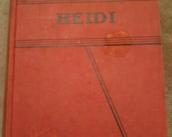 Heidi: A Child's Story of Life in the Alps by Johanna Spyri