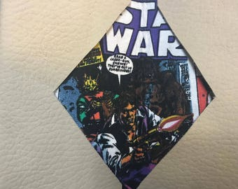 Unique Leather Star Wars Card Holder