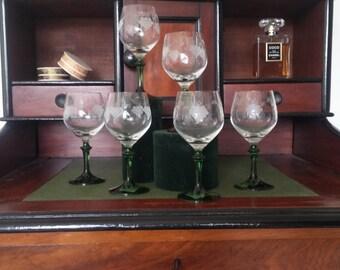 Cute little wineglasses