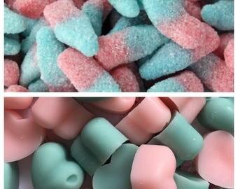 6 Bubblegum Soy Wax Melts