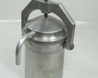 vintage 1960s aluminium COFE maker PERCOLATOR great kitchen decor