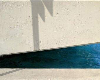 "PALM SPRINGS - ""Coachella Savings & Loan"" - Desert Modern - Fine Art - Photography Print"