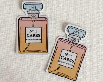 Tumblr No. 1 Cares Sticker