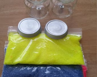 Build Your Own Granulated Wax Kits
