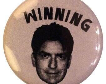 "FUN #5 - ""Charlie Sheen Winning"" badge"
