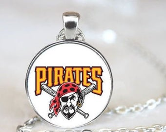 Pittsburgh Pirates MLB Necklace Pendant