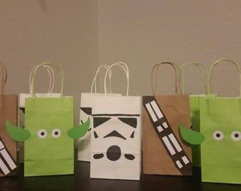 Starwars goodie bags (12)