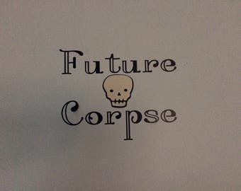 Wall Decor - Future Corpse