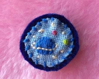 Planets Patch