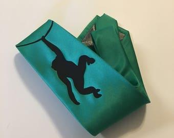 Monkey Necktie, Green