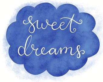 Sweet Dreams - Digital Download