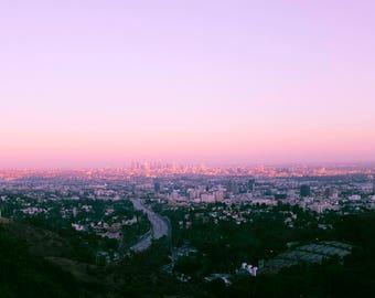 Los Angeles, California Photography Print