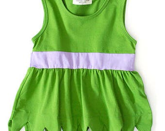 Tinkerbell Inspired Shirt/Playground Princess