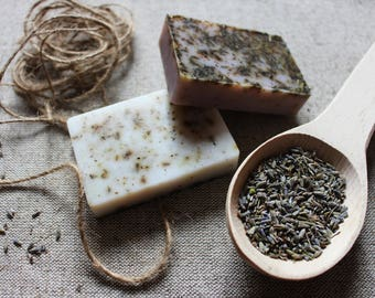 Soap with Shea Butter and lavender