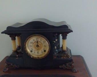 19th century seth thomas mantle clock