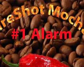 FireShot Mocha Coffee #1 Alarm