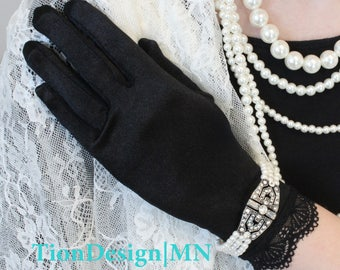 Gatsby Gloves Etsy