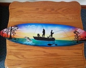 Surfboard - Bass Fisherman