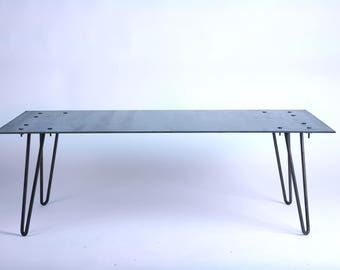 100 Steel Coffee Table