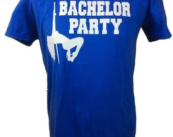 Bachelor Party Stag Night T Shirt
