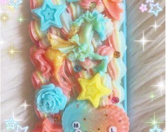 IPhone 6(s) PLUS Rainbow Sherbet Case