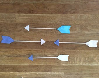Arrows for a boho themed or Indian party