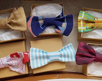 Vintage Inspired Bow Ties