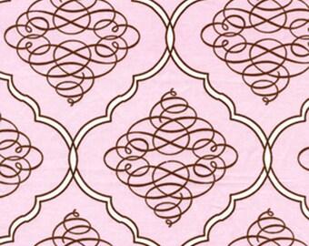 SALE Leanika Scroll Cotton Fabric - Dena Designs - Free Spirit Fabrics