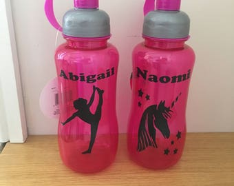 Personalised drinking cups