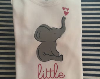 Adorable Elephant Onesie