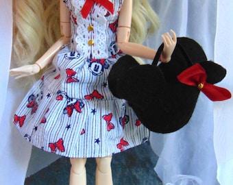 'Minnie' Pullip size dress
