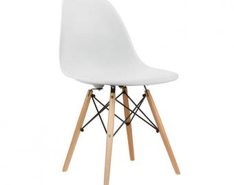 Eames Eiffel DSR DSW Plastic Dining Chair retro style Chairs modern designer new