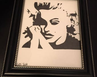 Marilyn Monroe Wall Hanging