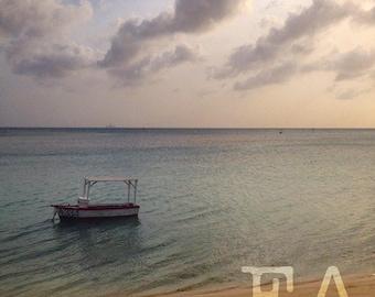 Aruba Boat