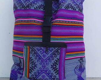 Inticing Purple backpack