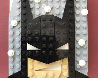 Batman Lego® Portrait
